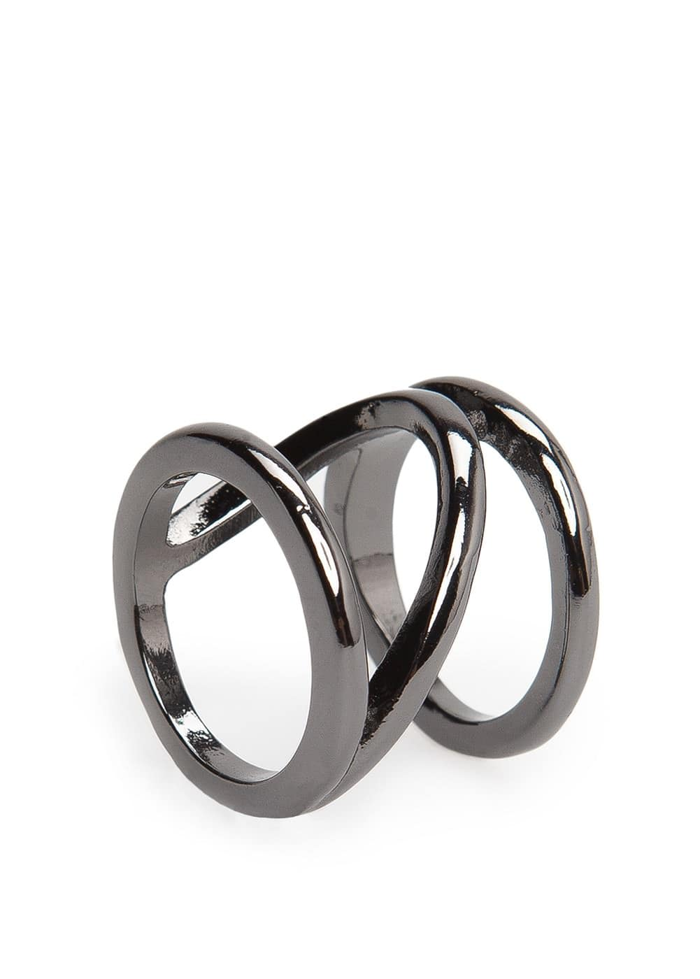 Irregular spiral ring | MANGO
