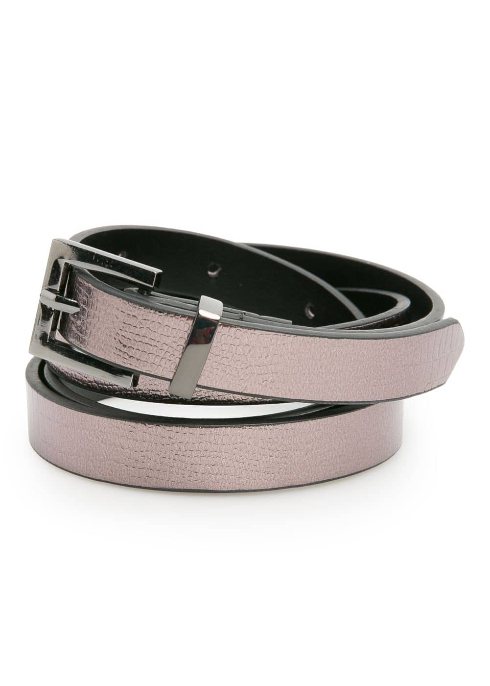 Animal-effect belt | MANGO