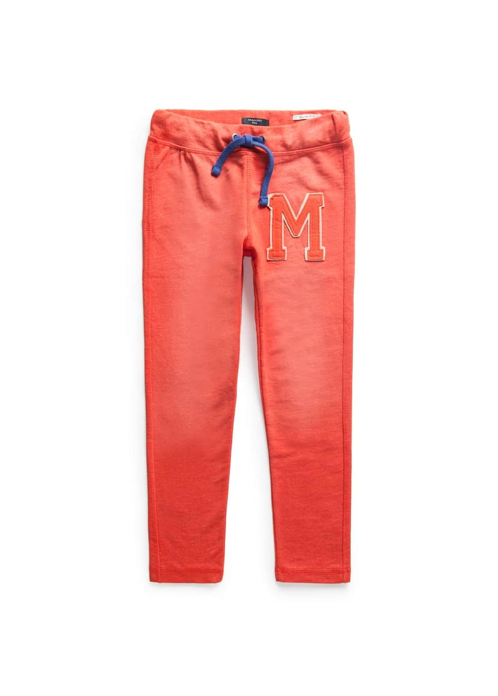 Jogging college trousers | MANGO