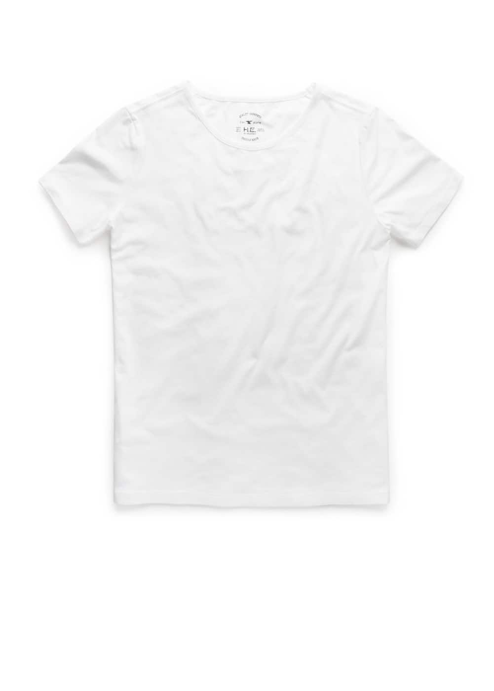Round neck t-shirt | MANGO