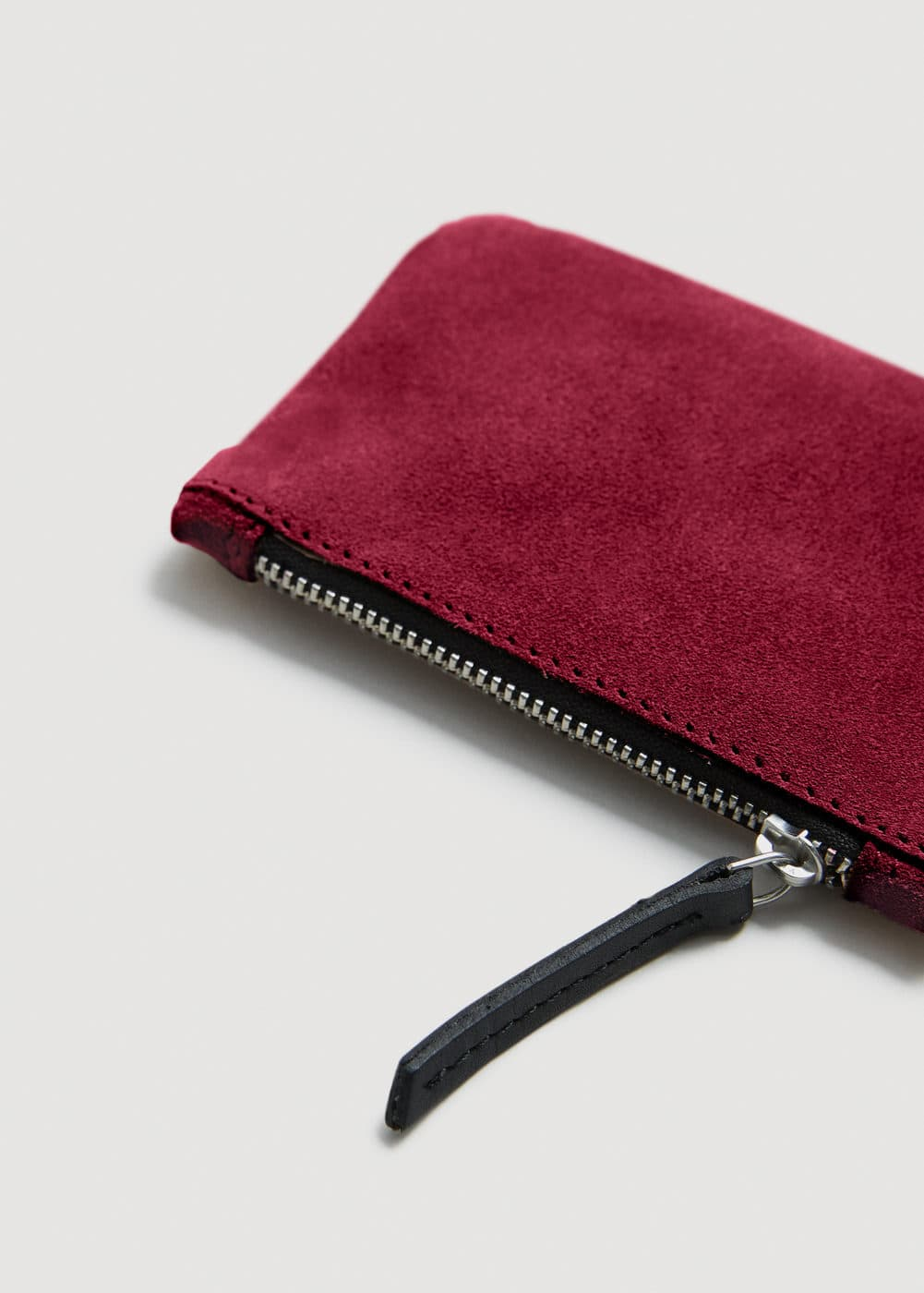 Soft finish purse | MANGO