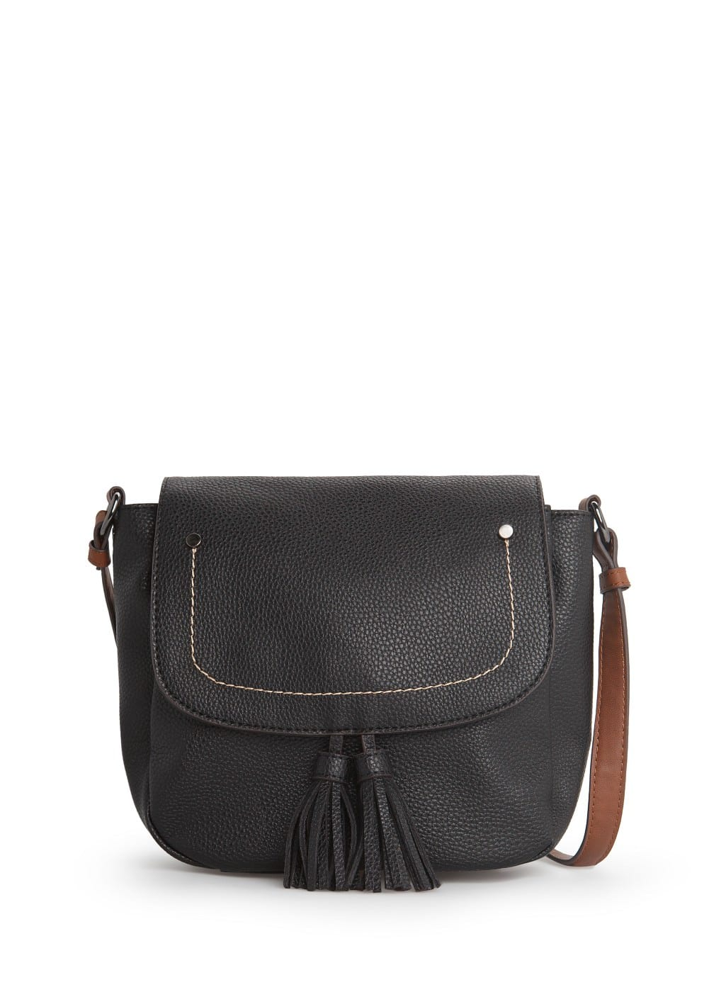 Tassel cross body bag | MANGO