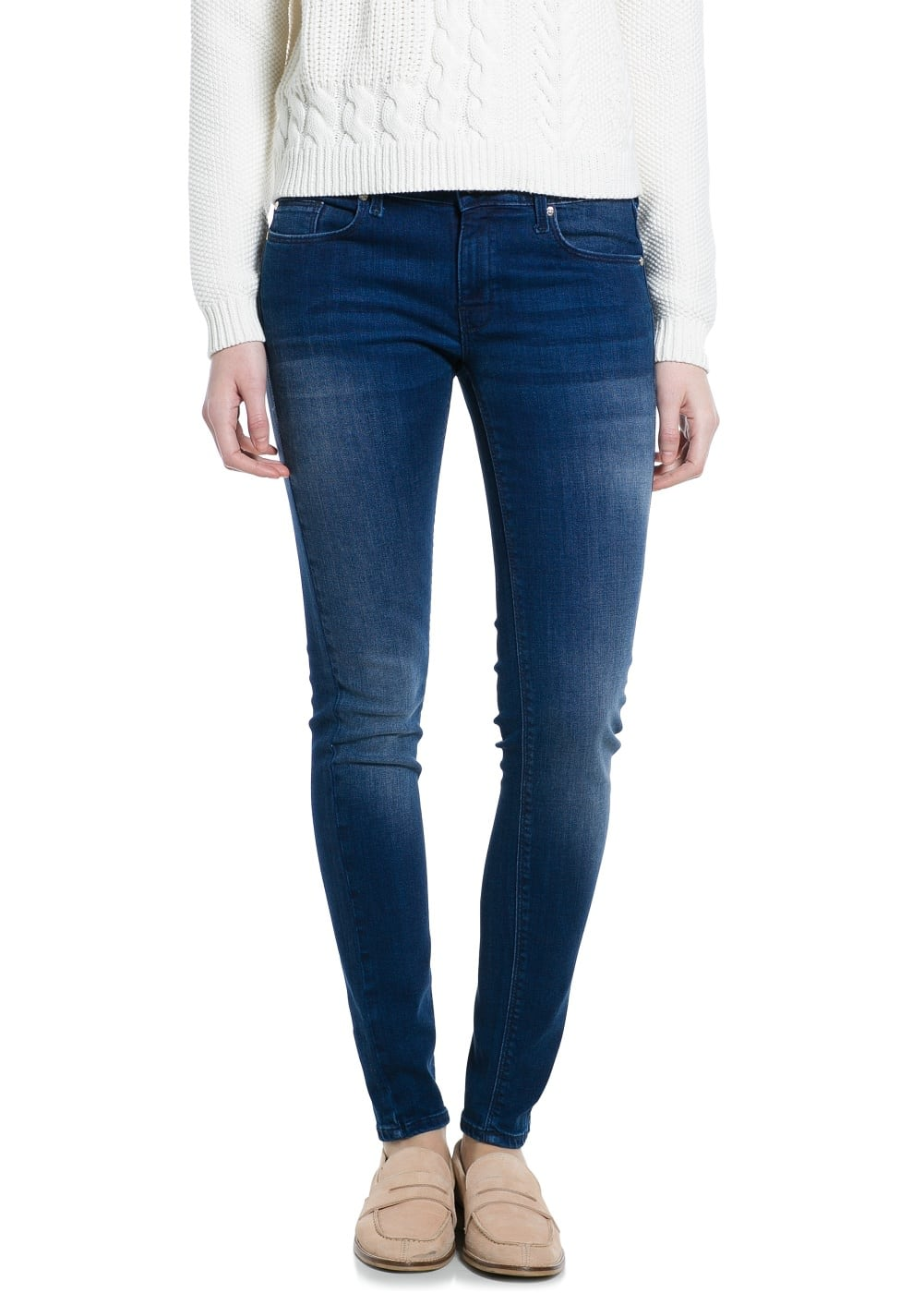 Super slim fit jeans olivia | MANGO