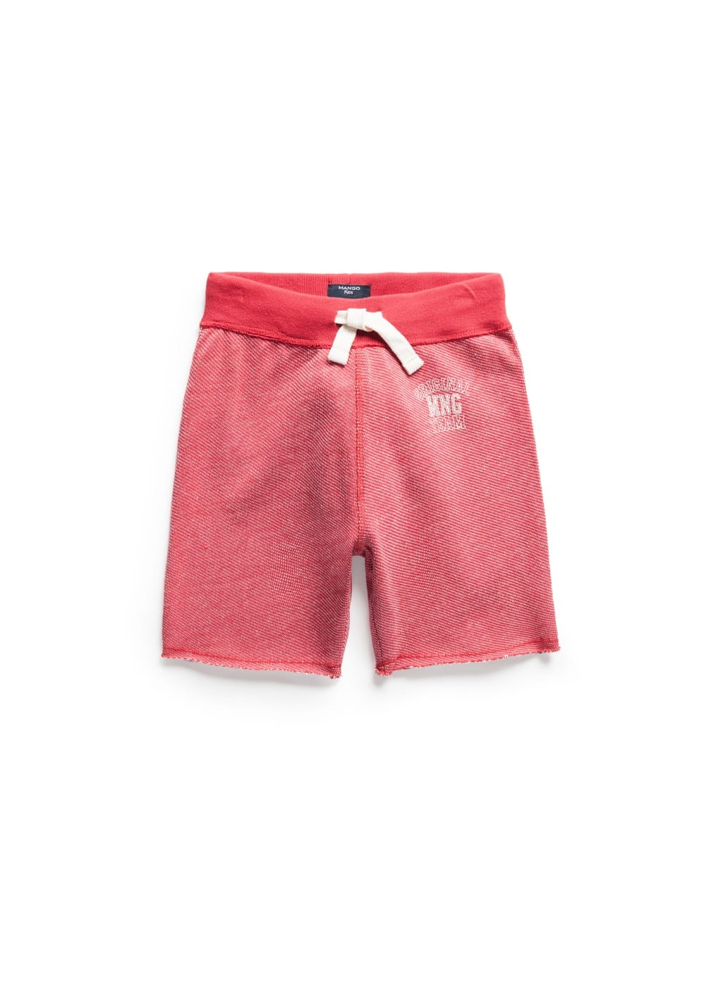 Mng team jogging bermuda shorts | MANGO