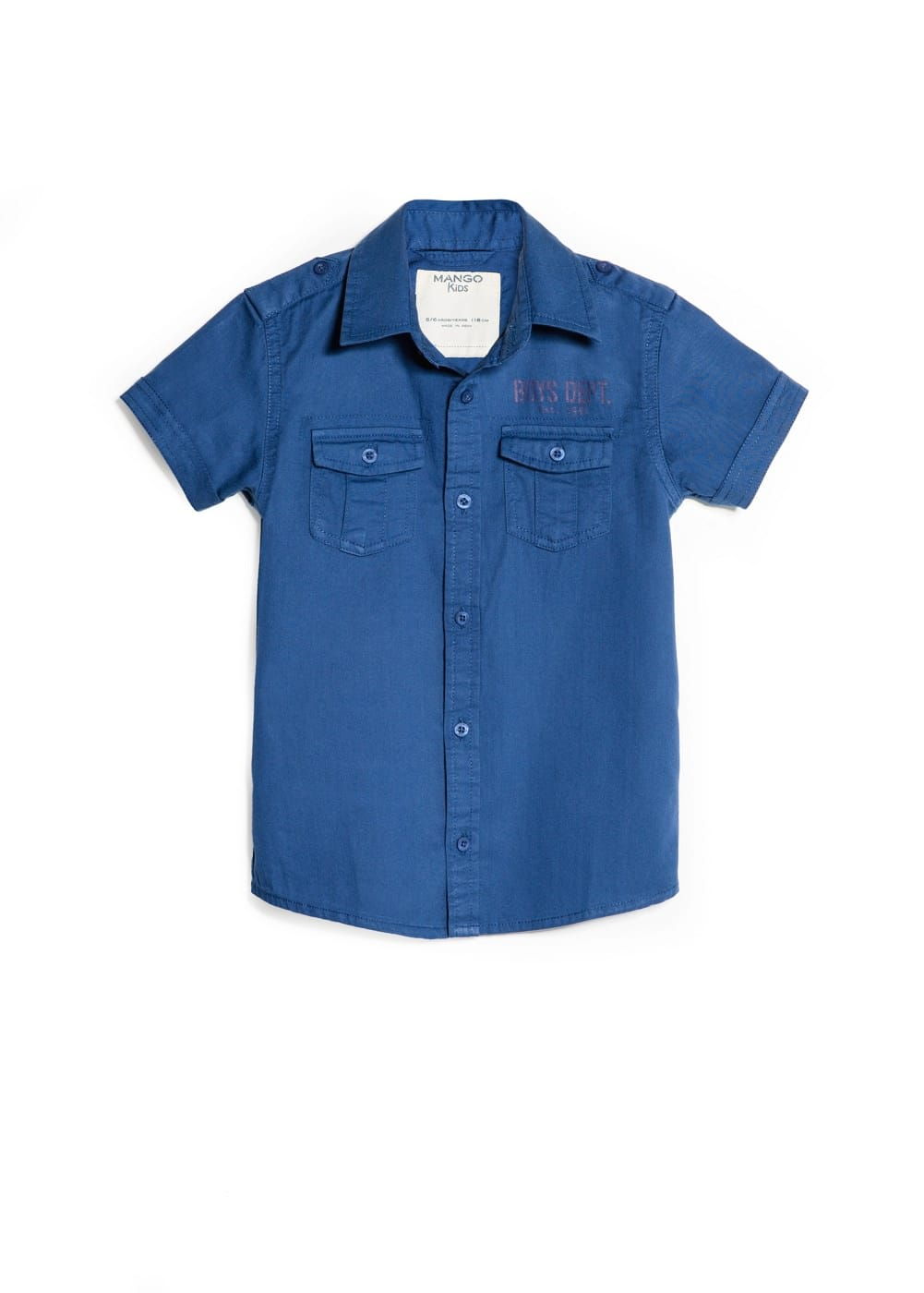 Boys department shirt | MANGO KIDS