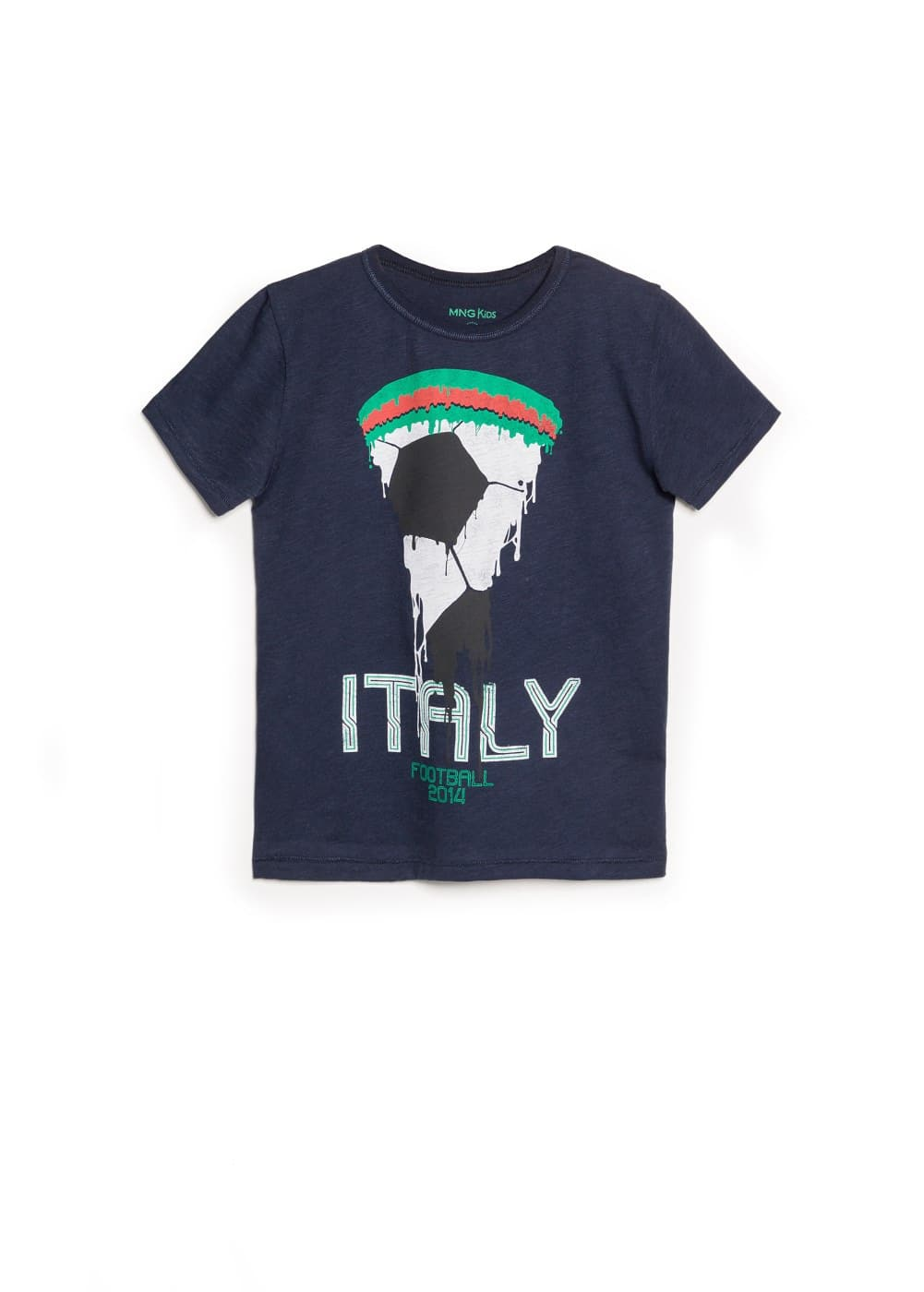 World cup t-shirt | MANGO KIDS