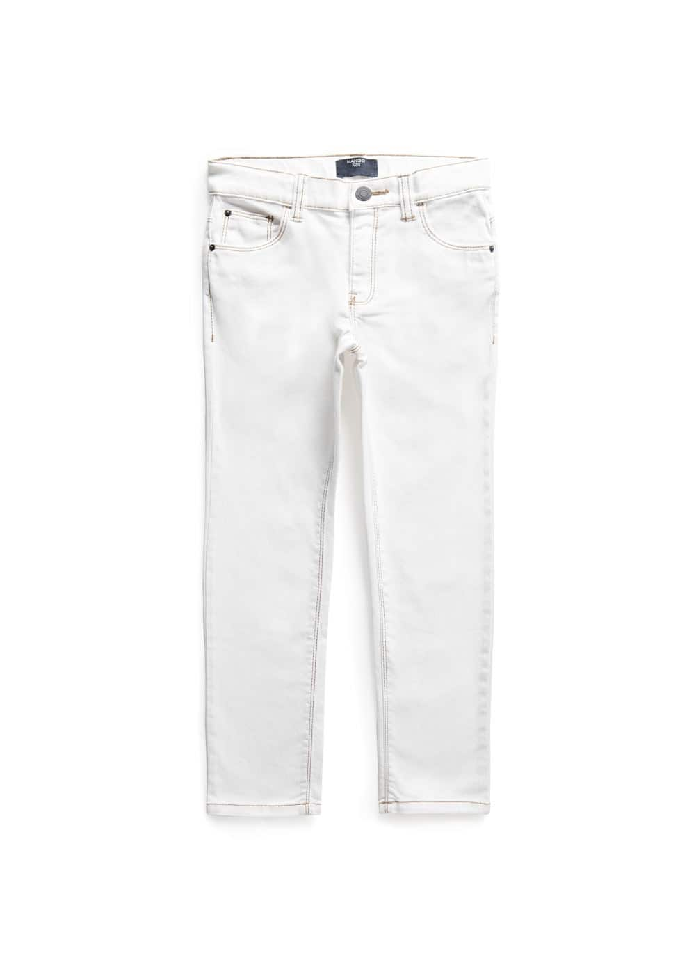 Five pocket trousers | MANGO