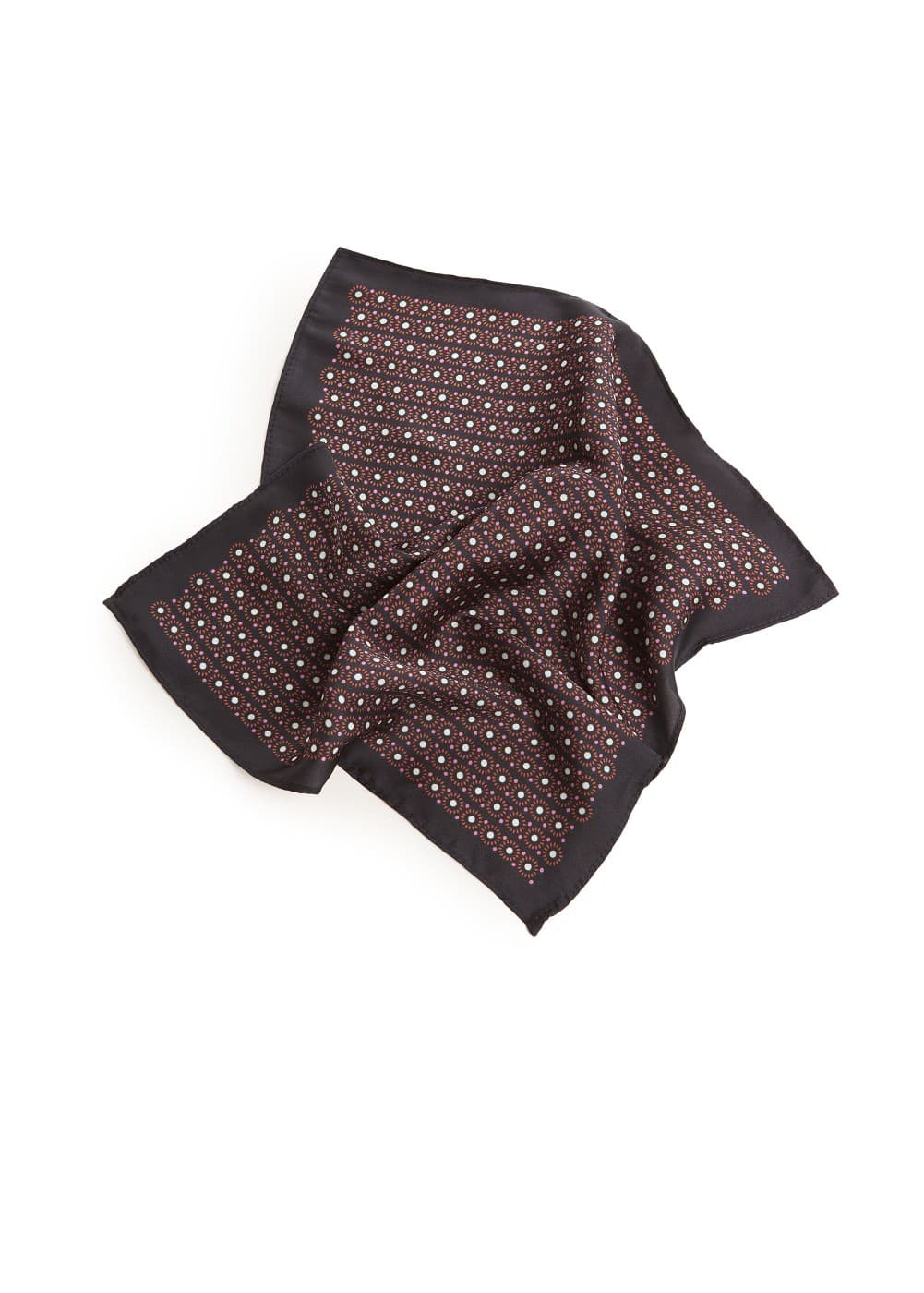 Printed pocket square | MANGO