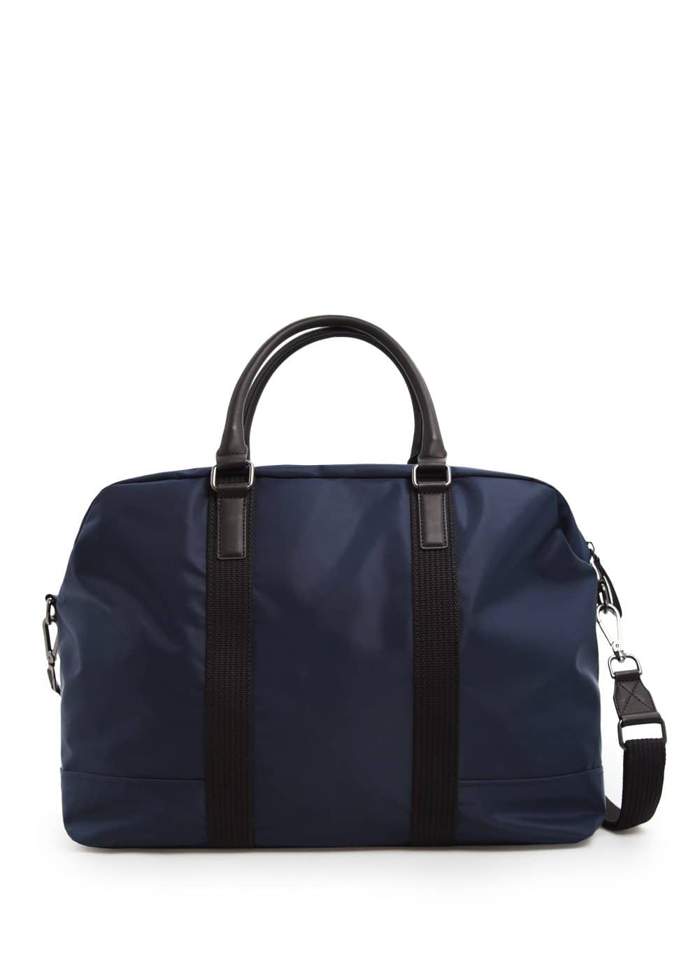 Bolso weekend nylon | MANGO MAN