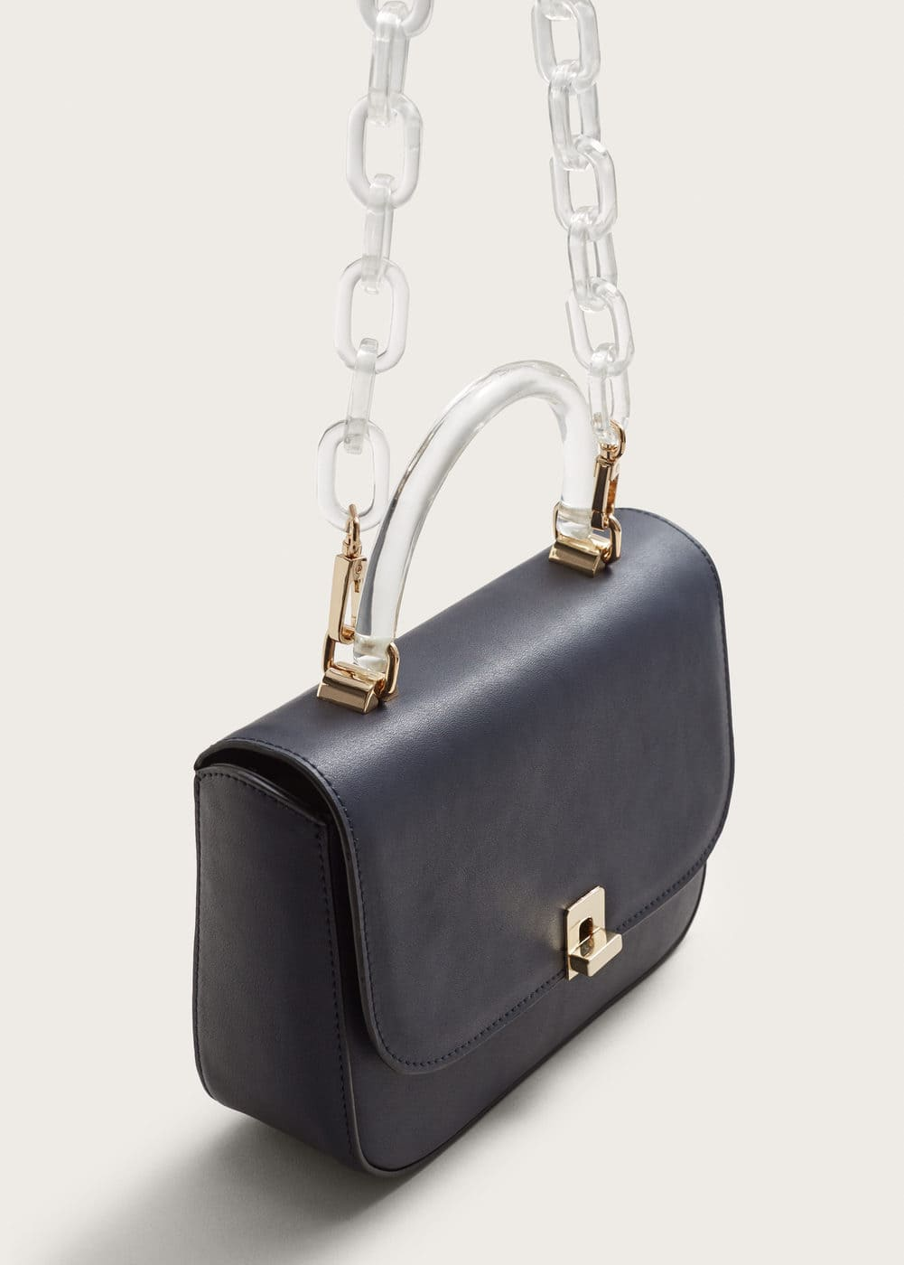 Detachable chain bag | VIOLETA BY MANGO