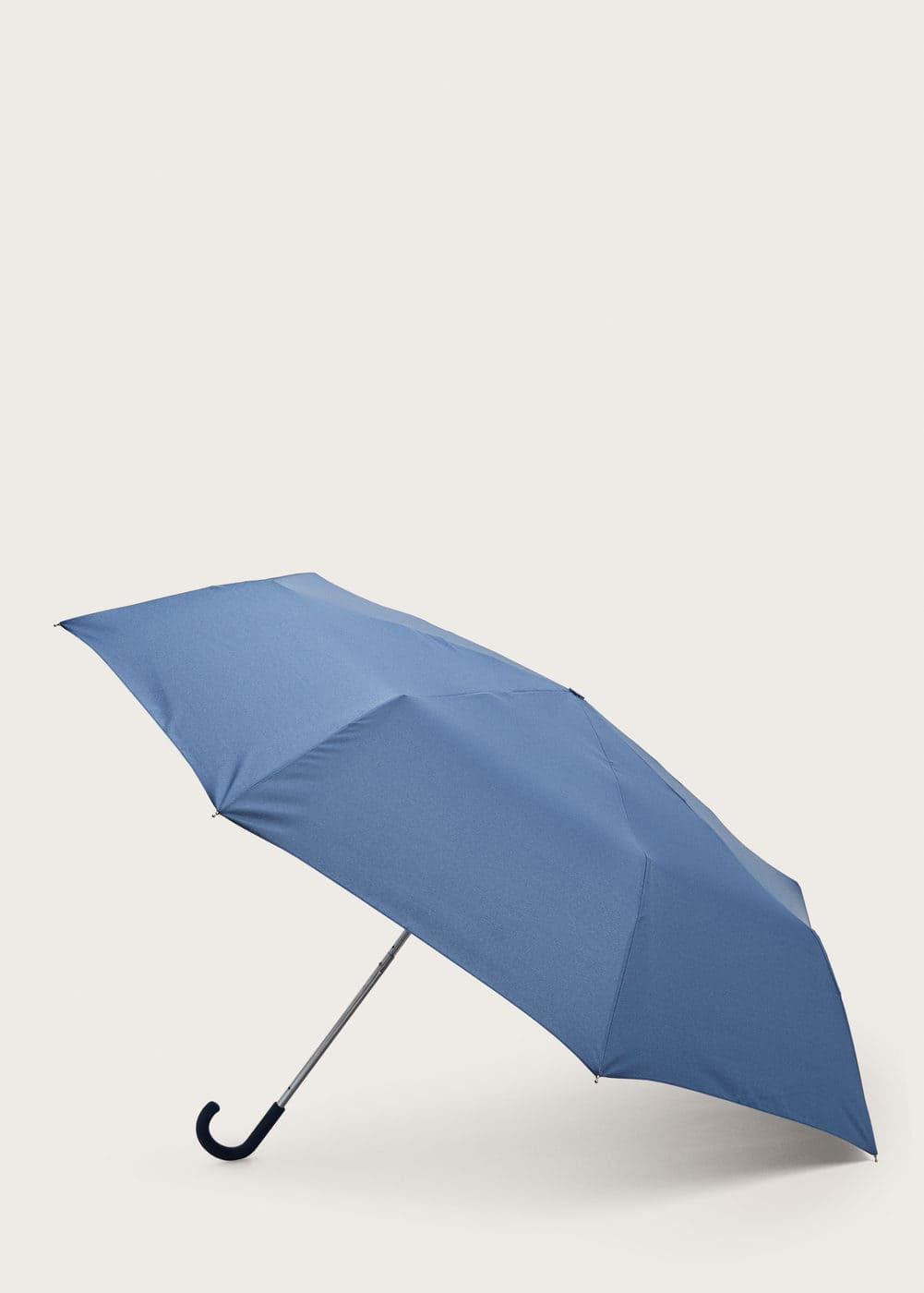Plain folding umbrella | VIOLETA BY MANGO