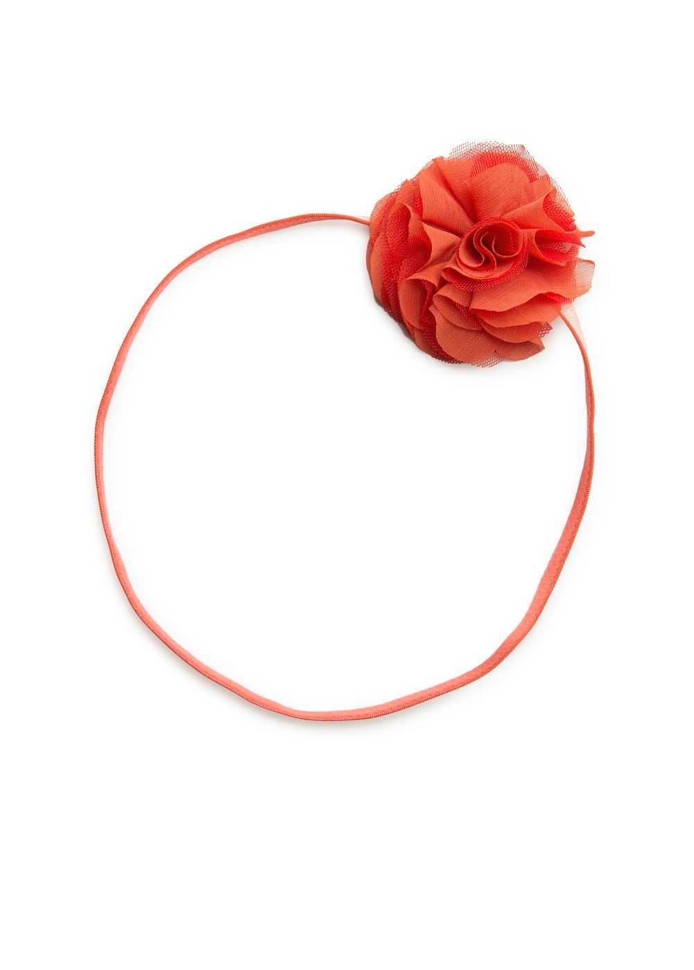 Flower hairband | MANGO KIDS