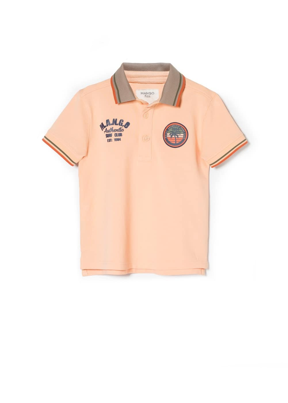 Polo surf club | MANGO KIDS