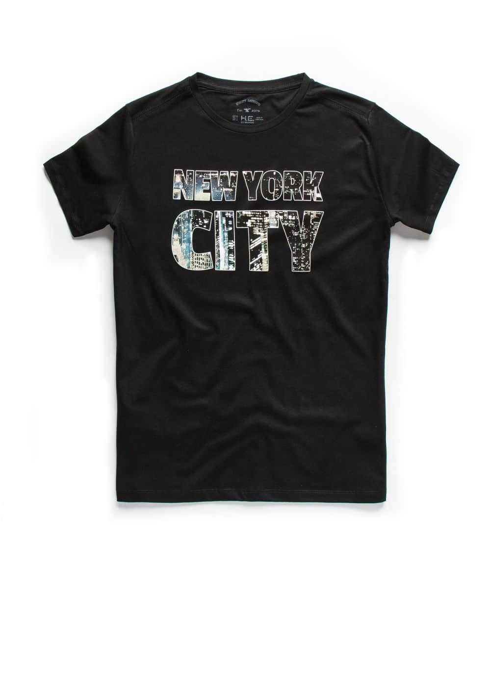Camiseta nyc | MANGO MAN