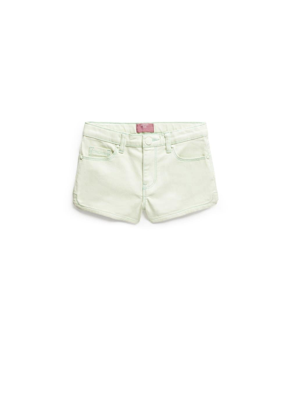 Cotton shorts | MANGO