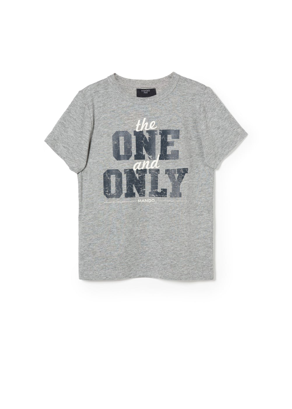 The one print t-shirt | MANGO