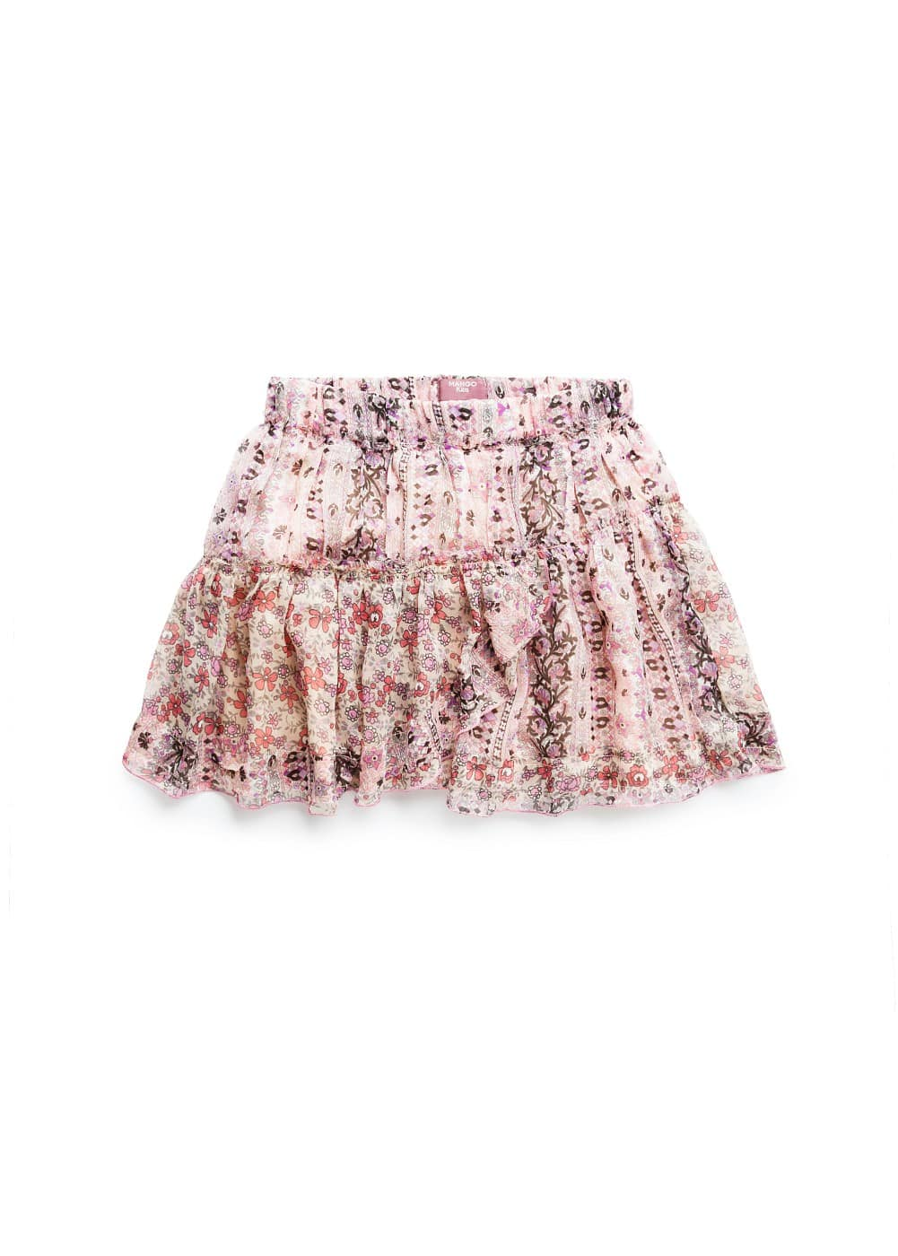 Flared skirt | MANGO