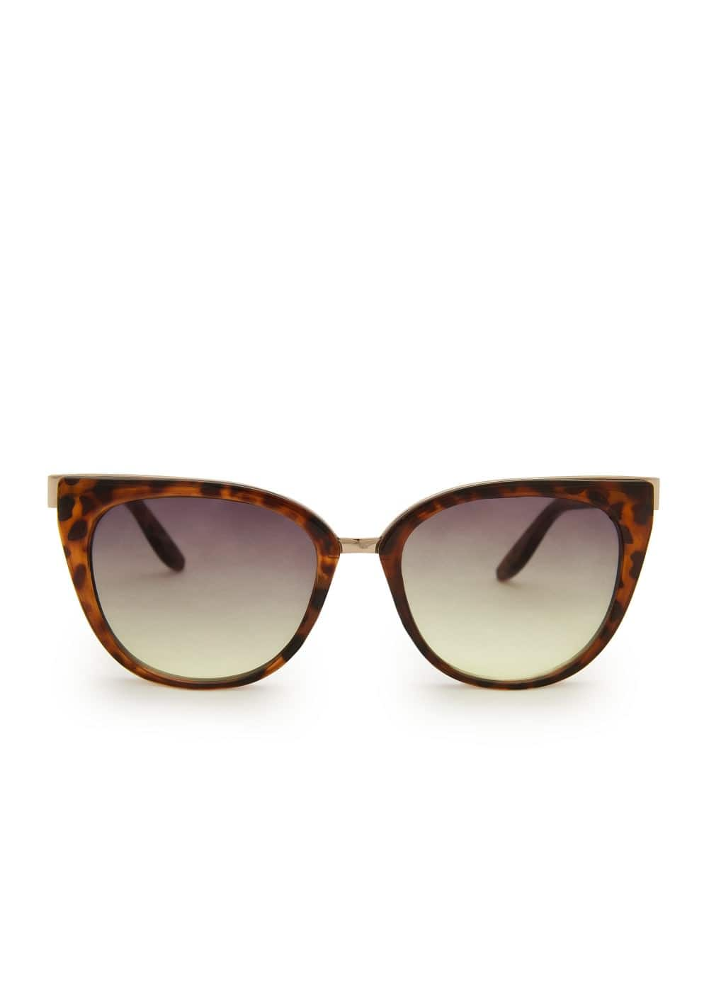 Cat eye sunglasses | MANGO