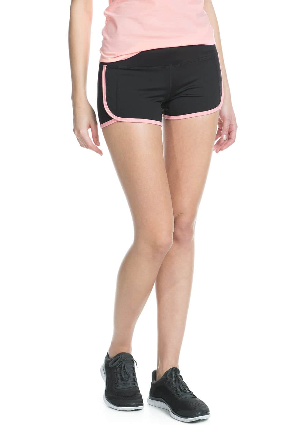 Fitness & running - short efecto reductor | MANGO
