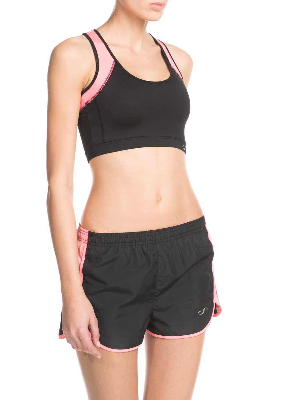 Fitness & running - bra sujeción media | MANGO