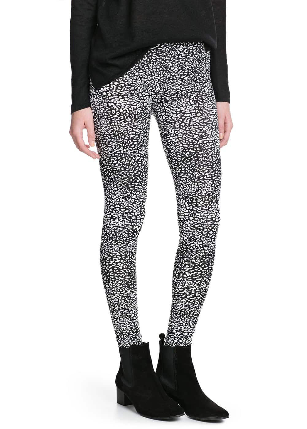Leggings estampados | MANGO