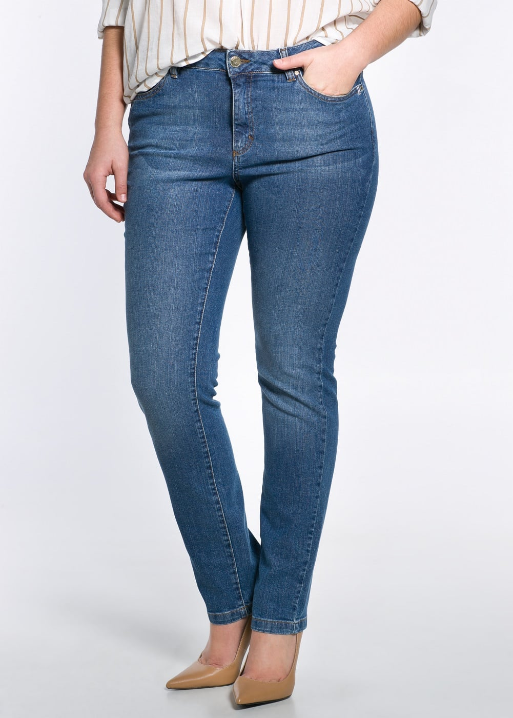 Jeans slim royal | MANGO