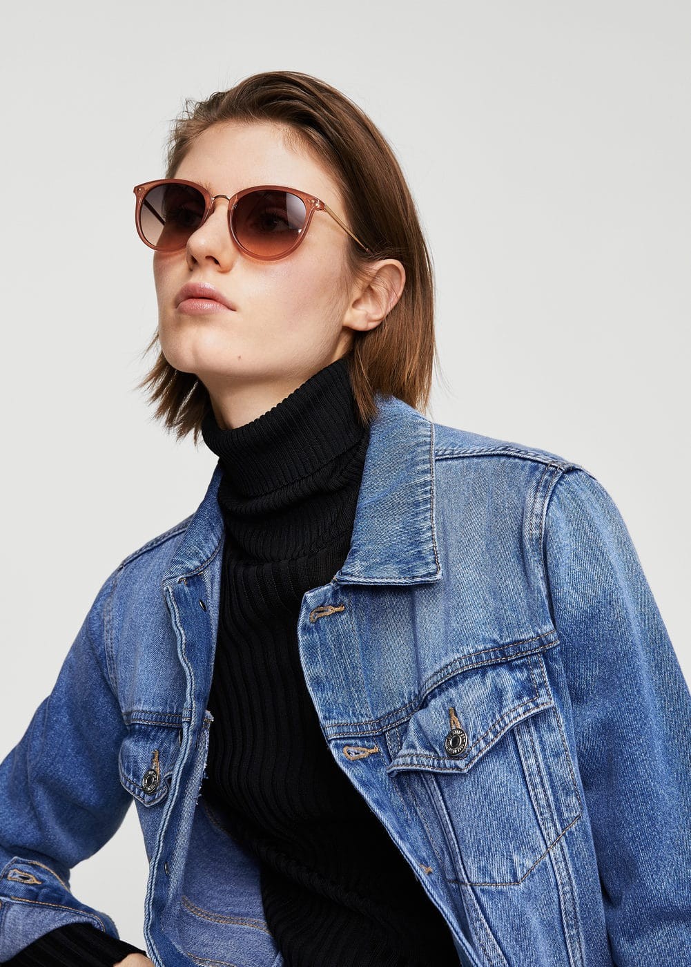 Cat-eye sunglasses | MANGO