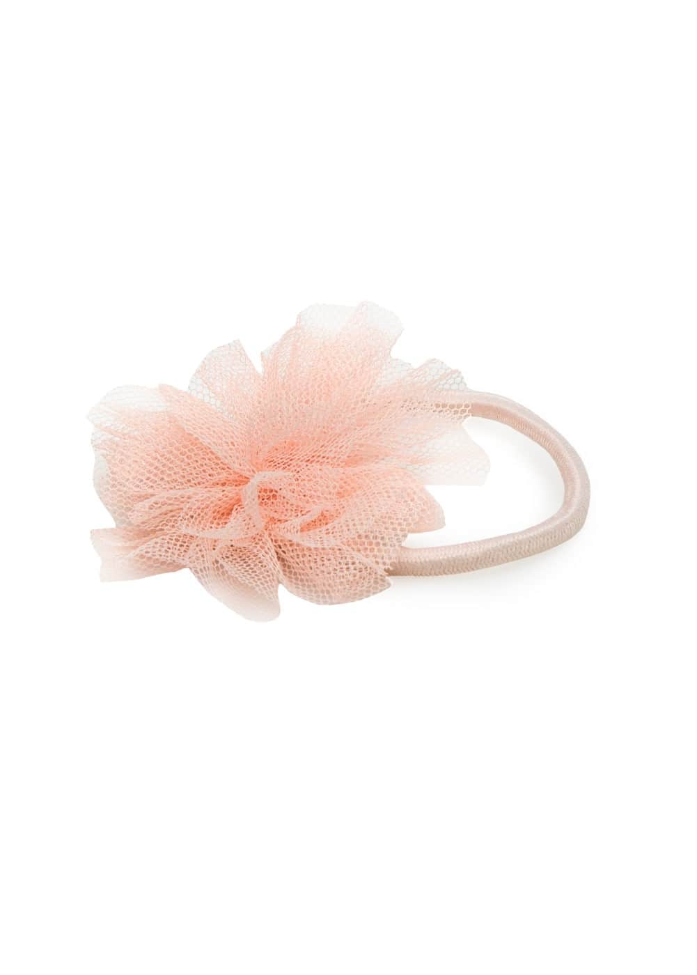 Flower hair tie | MANGO KIDS