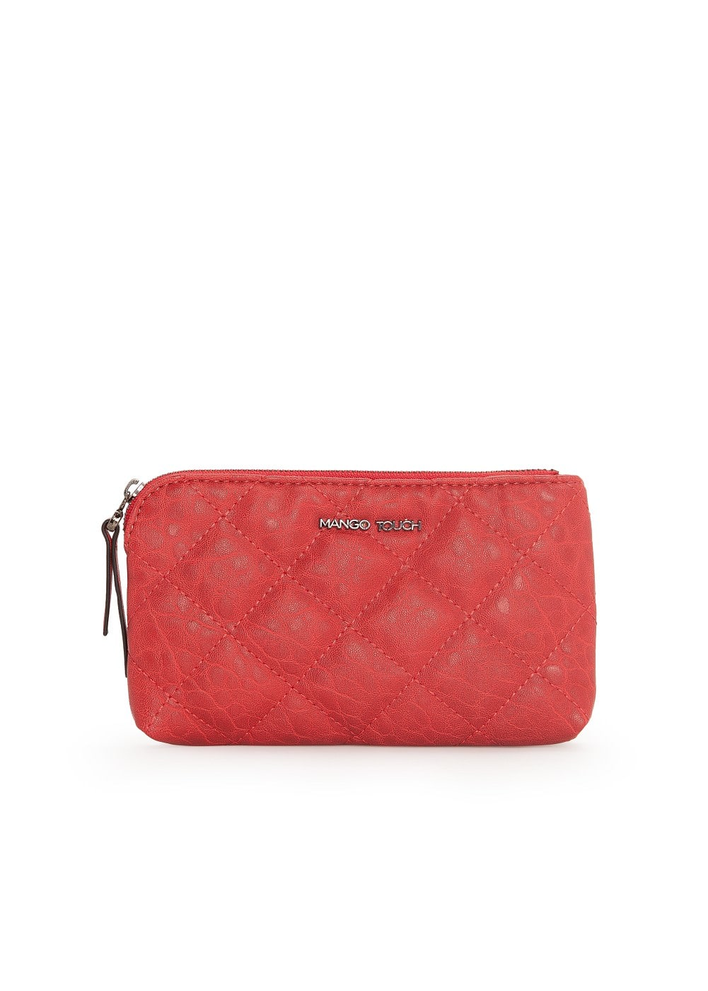 Quilted cosmetic bag | MANGO