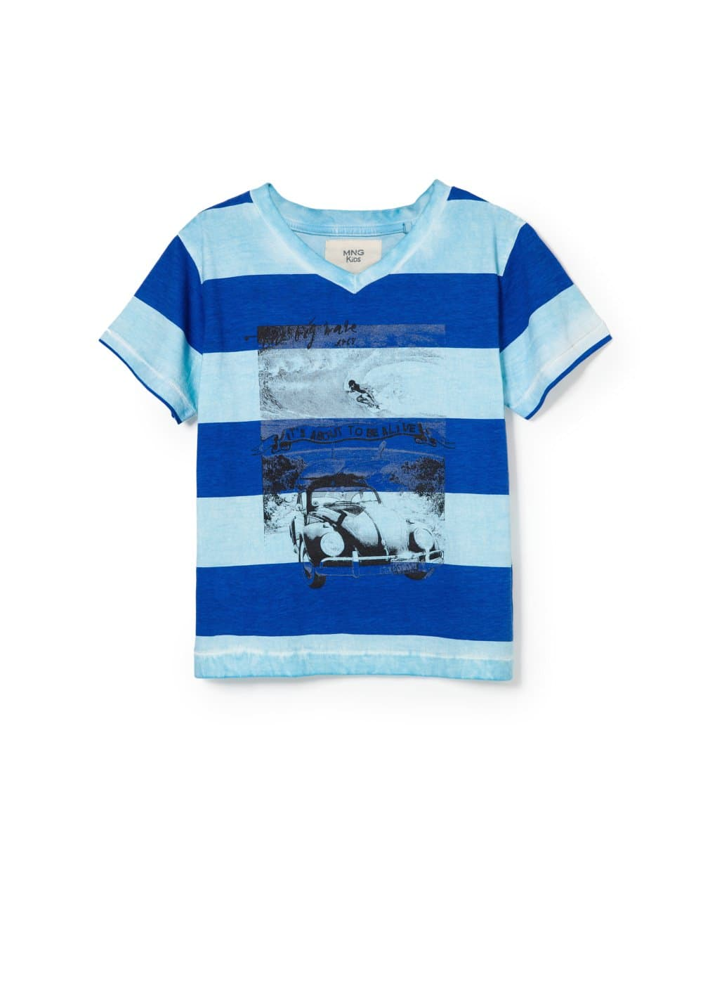 Surf t-shirt | MANGO KIDS