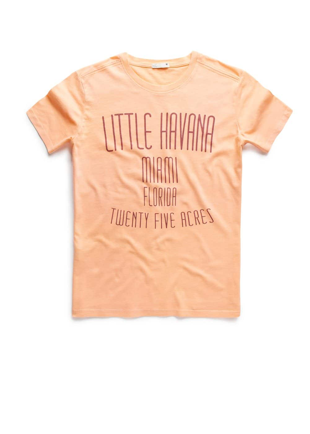 The havana t-shirt | MANGO
