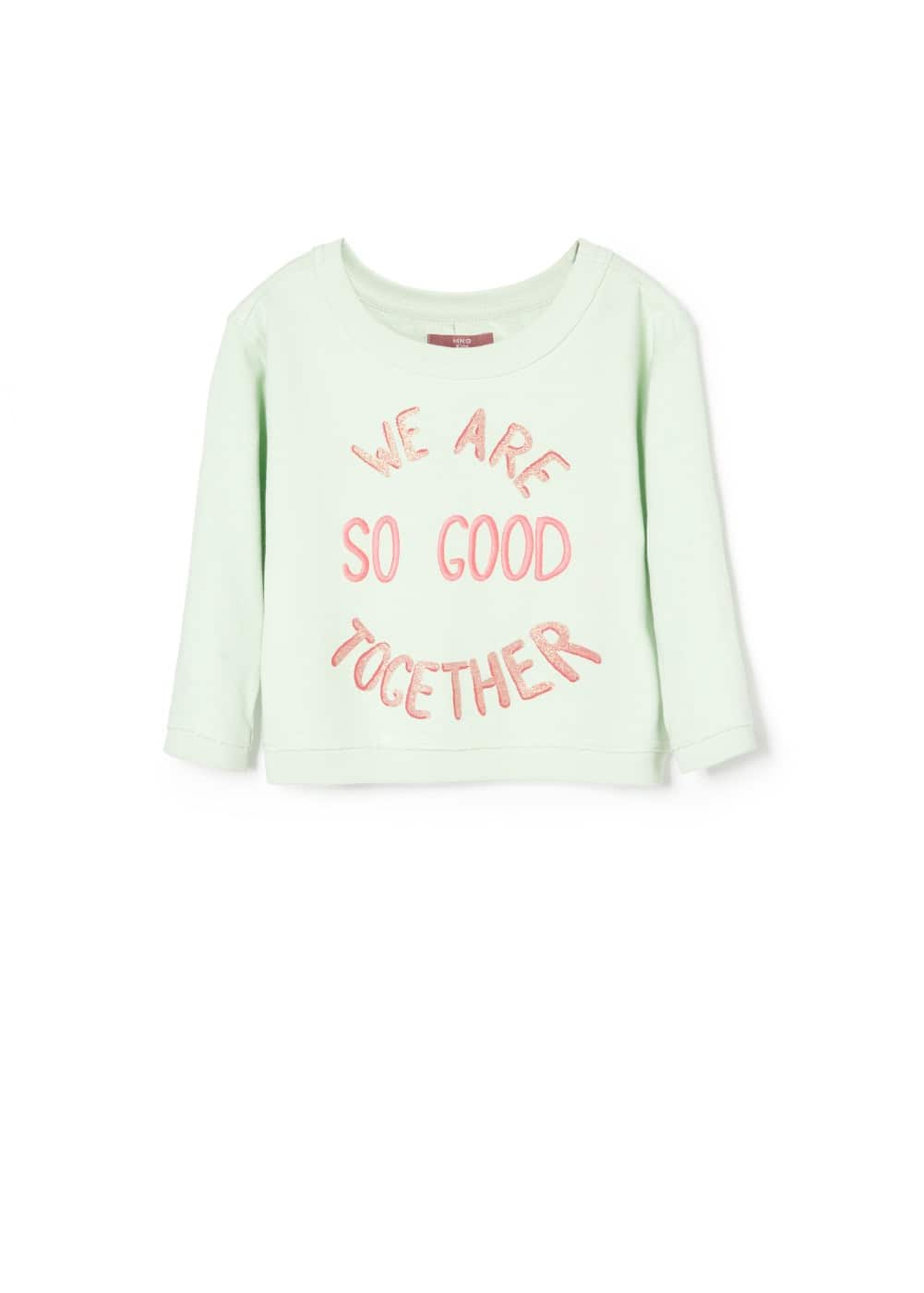 Good together sweater | MANGO KIDS