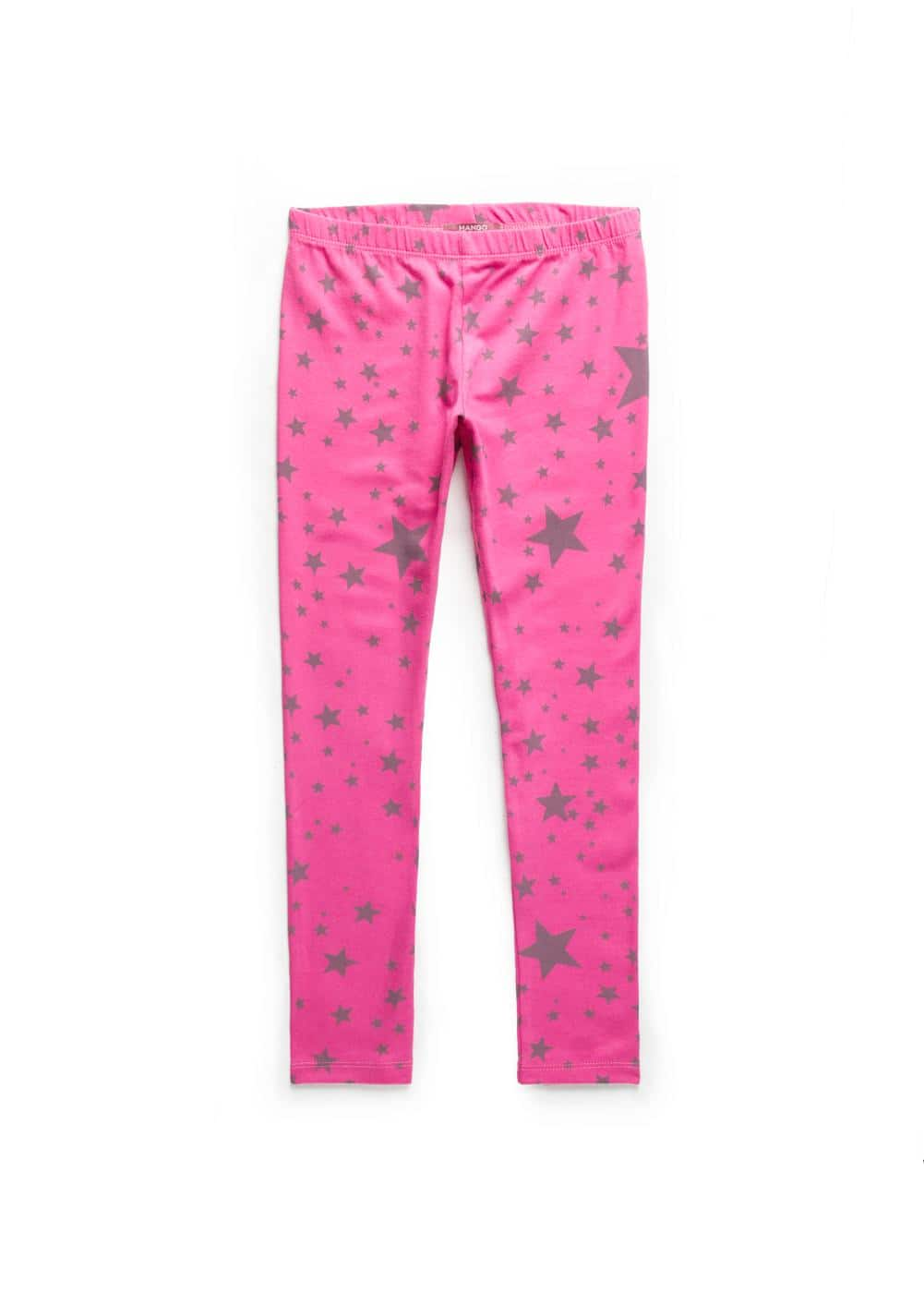 Star print leggings | MANGO KIDS