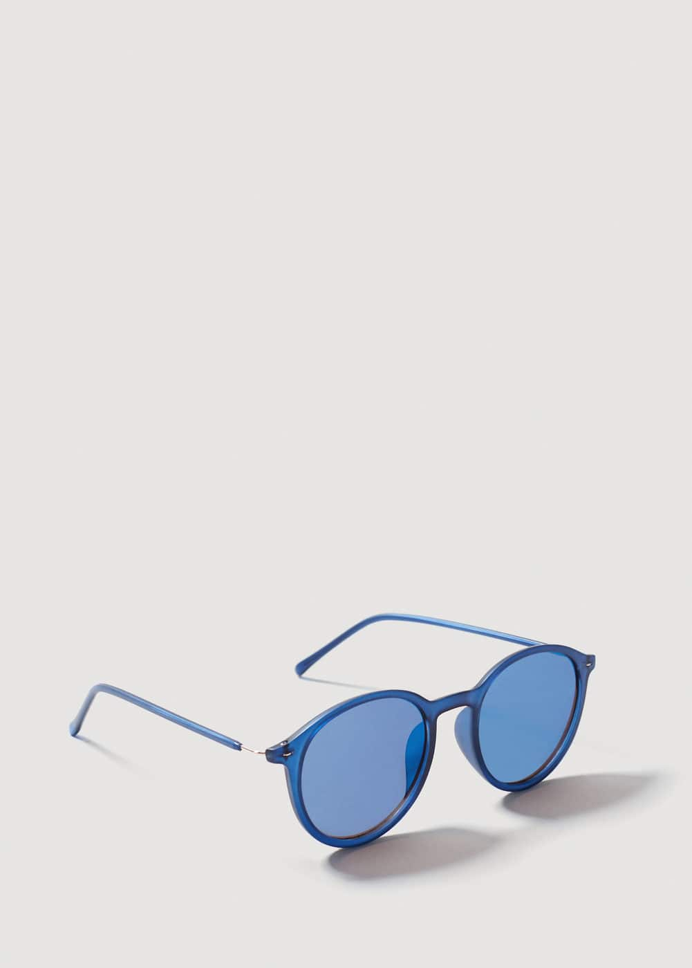 Acetate frame sunglasses | MANGO MAN