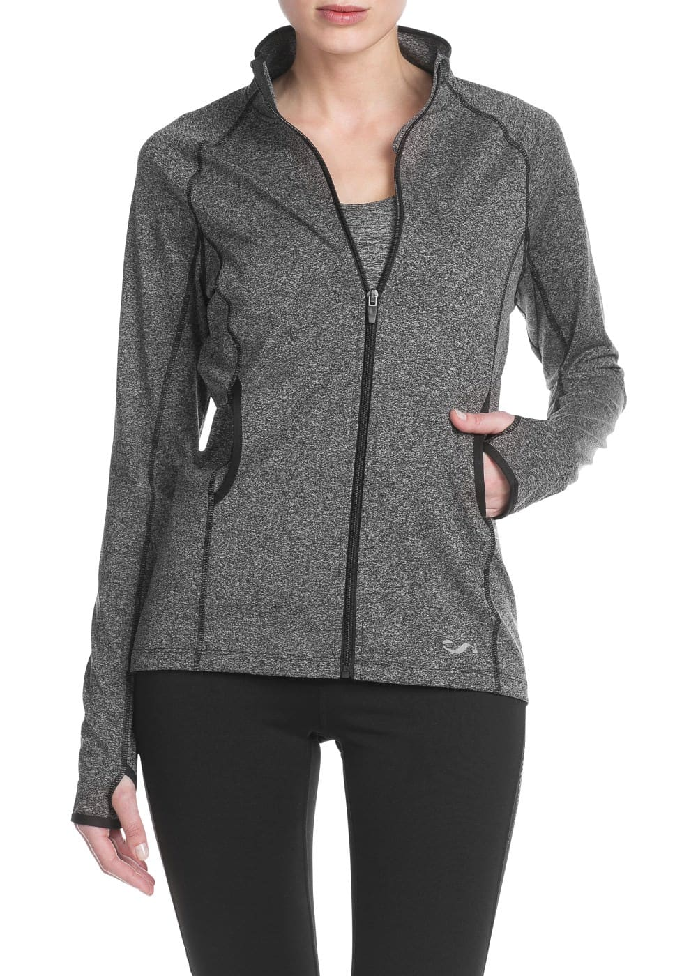 Fitness & running - technical active sweatshirt | MANGO