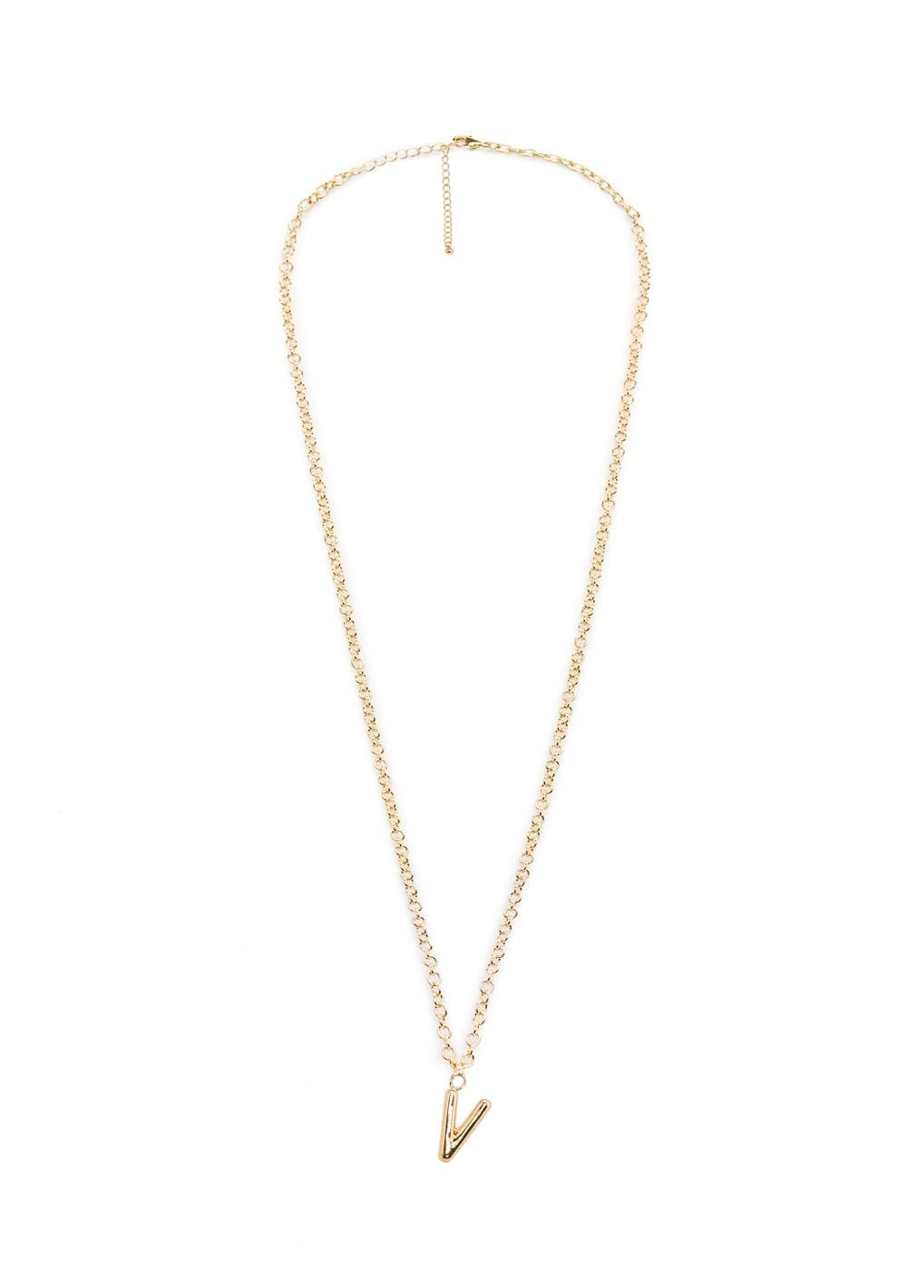Violeta necklace | MANGO