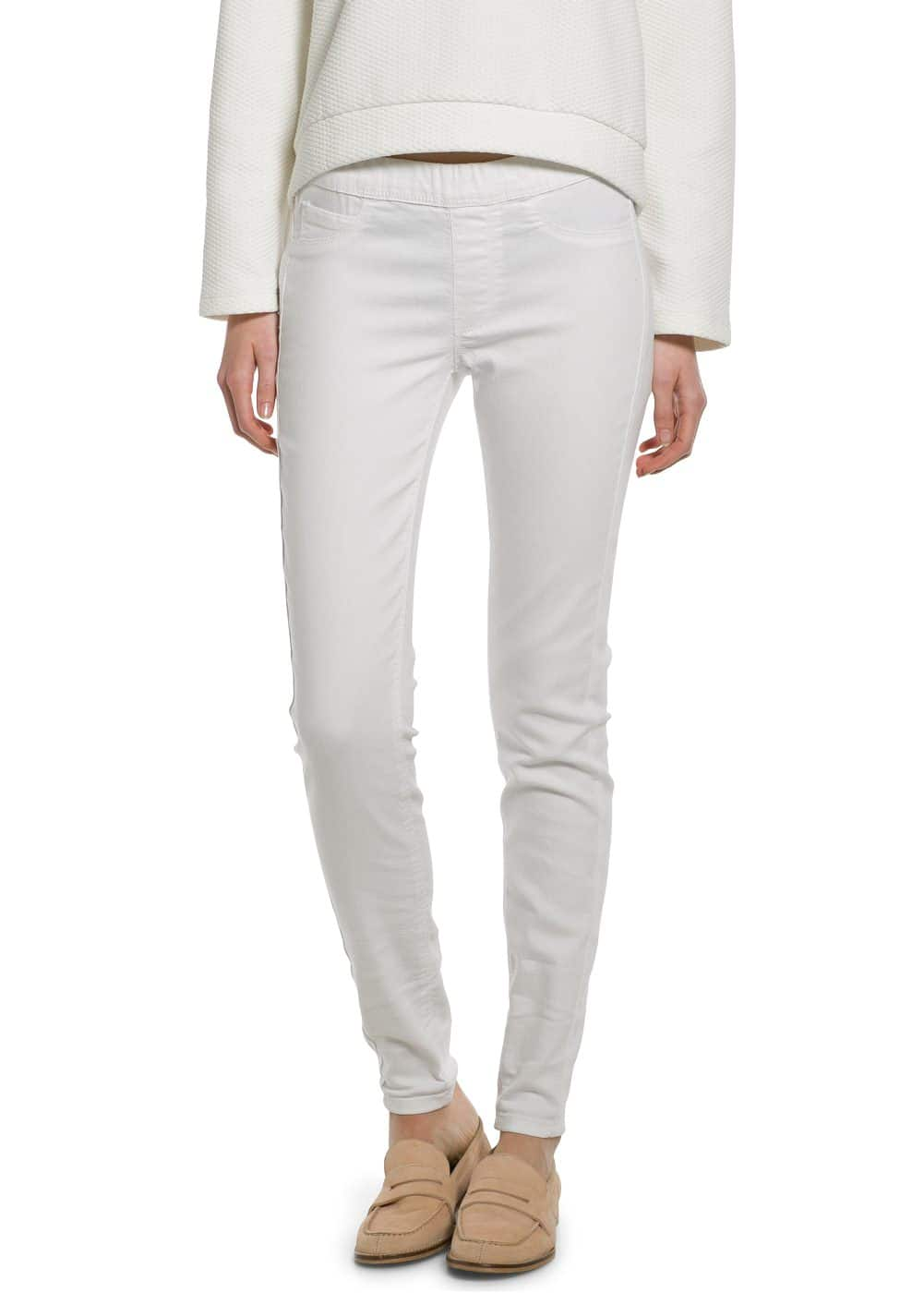 Jeggings color | MANGO