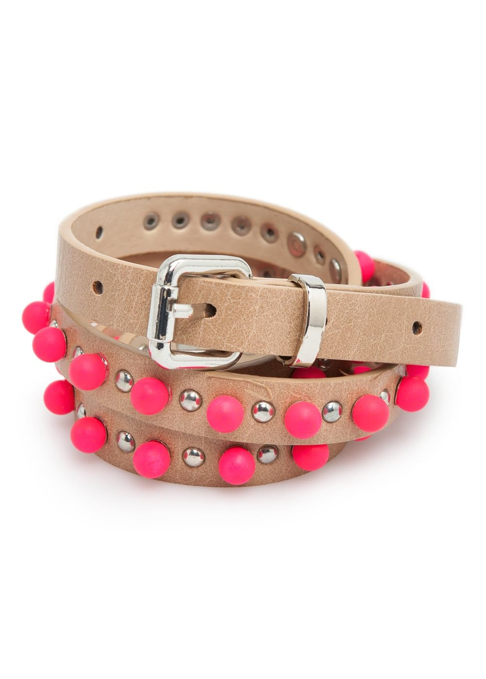 Neon ball belt | MANGO KIDS