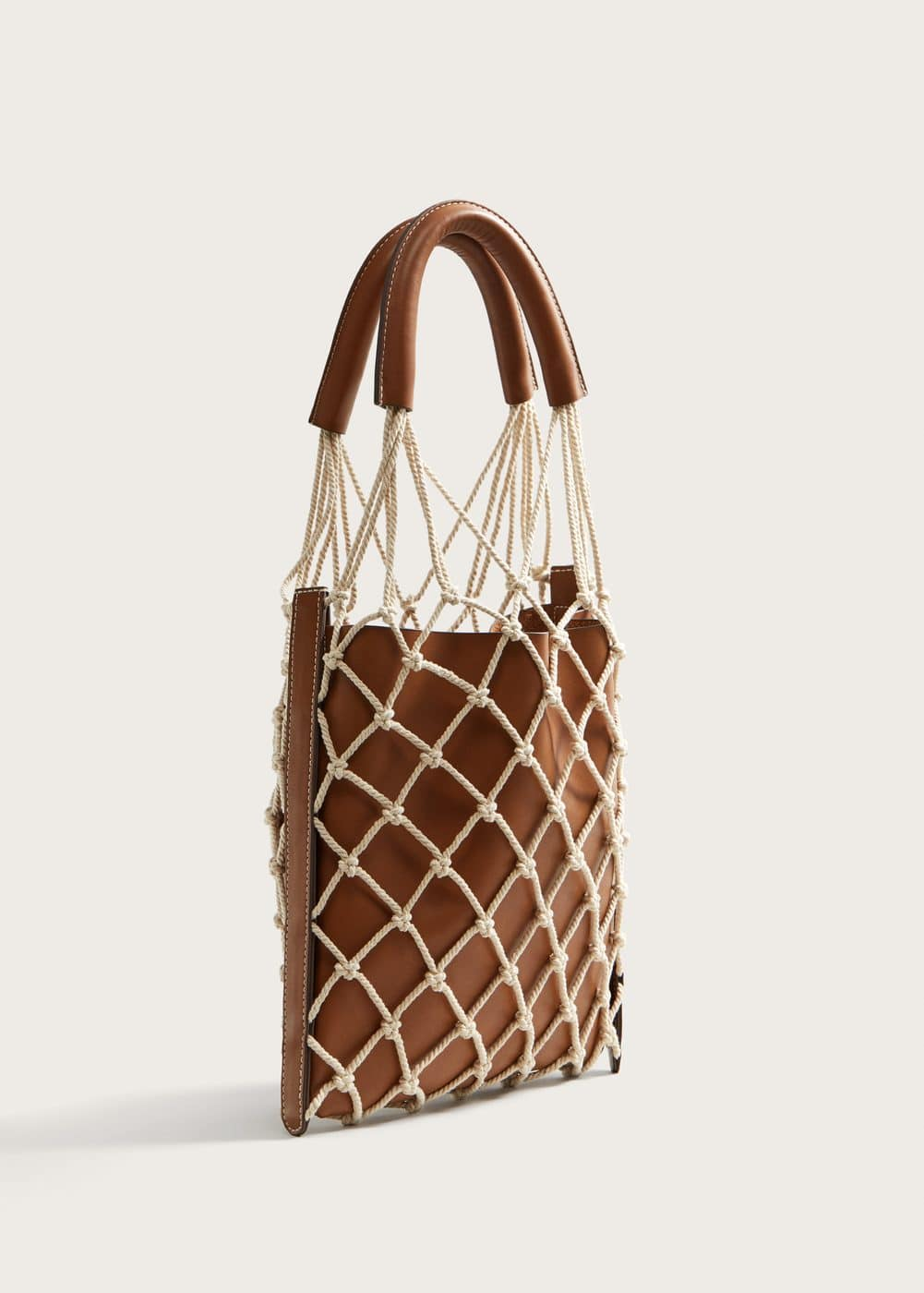 Combined net bag | VIOLETA BY MANGO