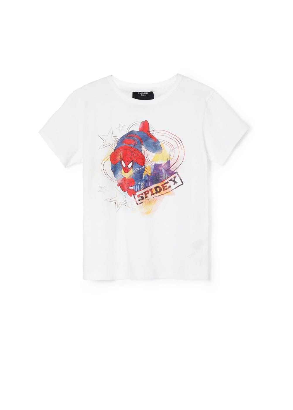 Camiseta spider-man | MANGO