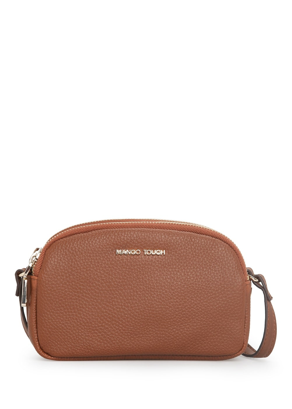 Double compartment mini bag | MANGO