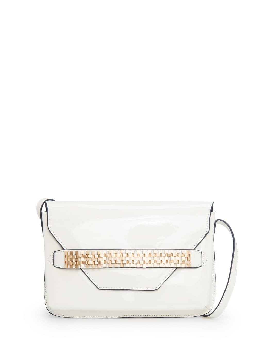 Patent envelope bag | MANGO