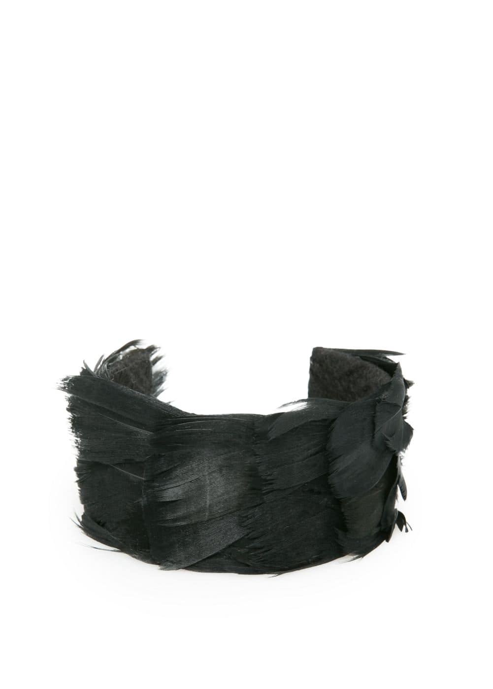 Feather wide cuff | MANGO