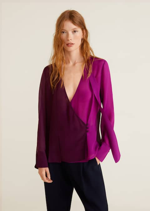 1b74150a5 Camisas - Prendas - Mujer   OUTLET España