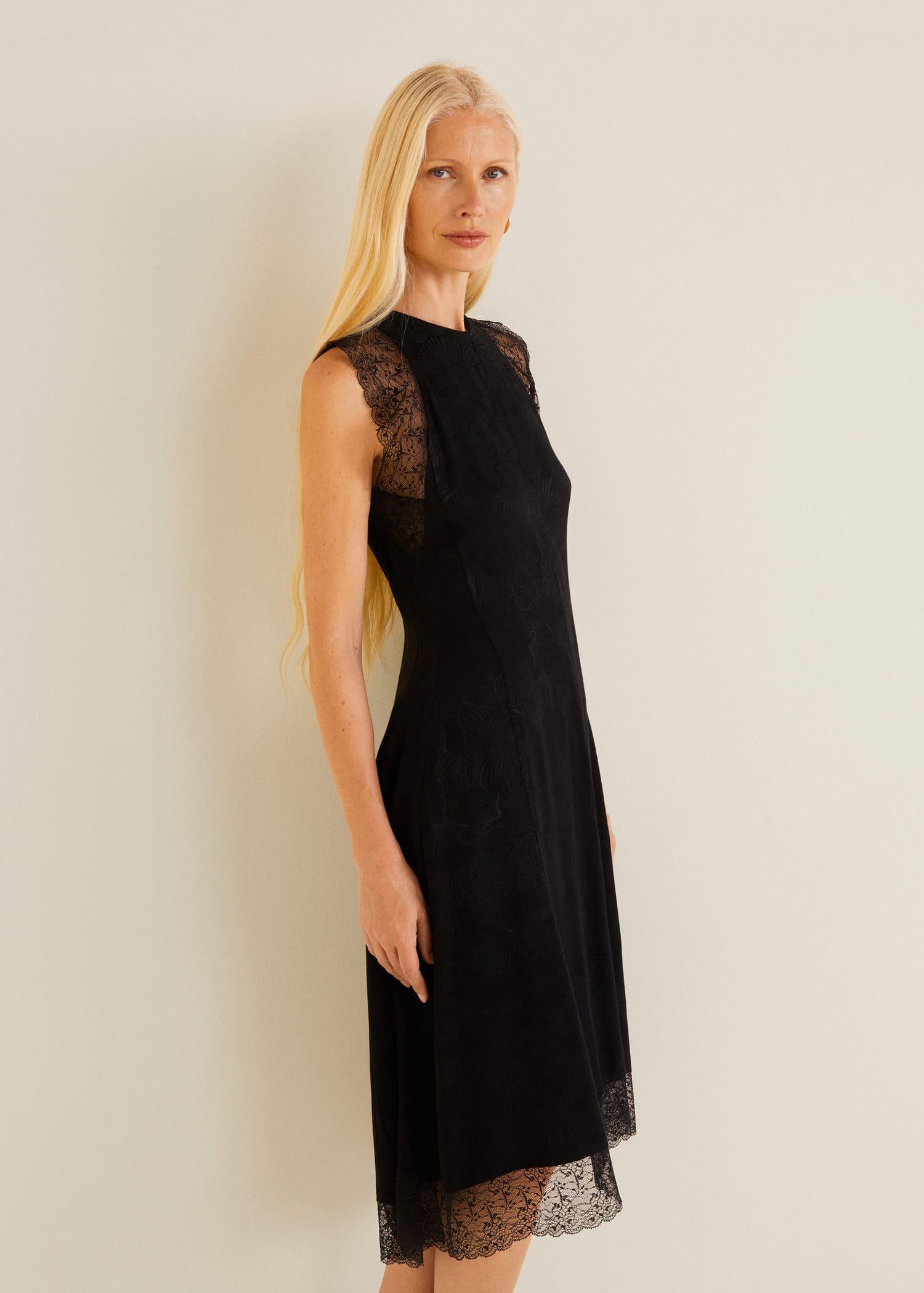 Fête - Robes pour Femme 2019   MANGO France bbd49de4f64e
