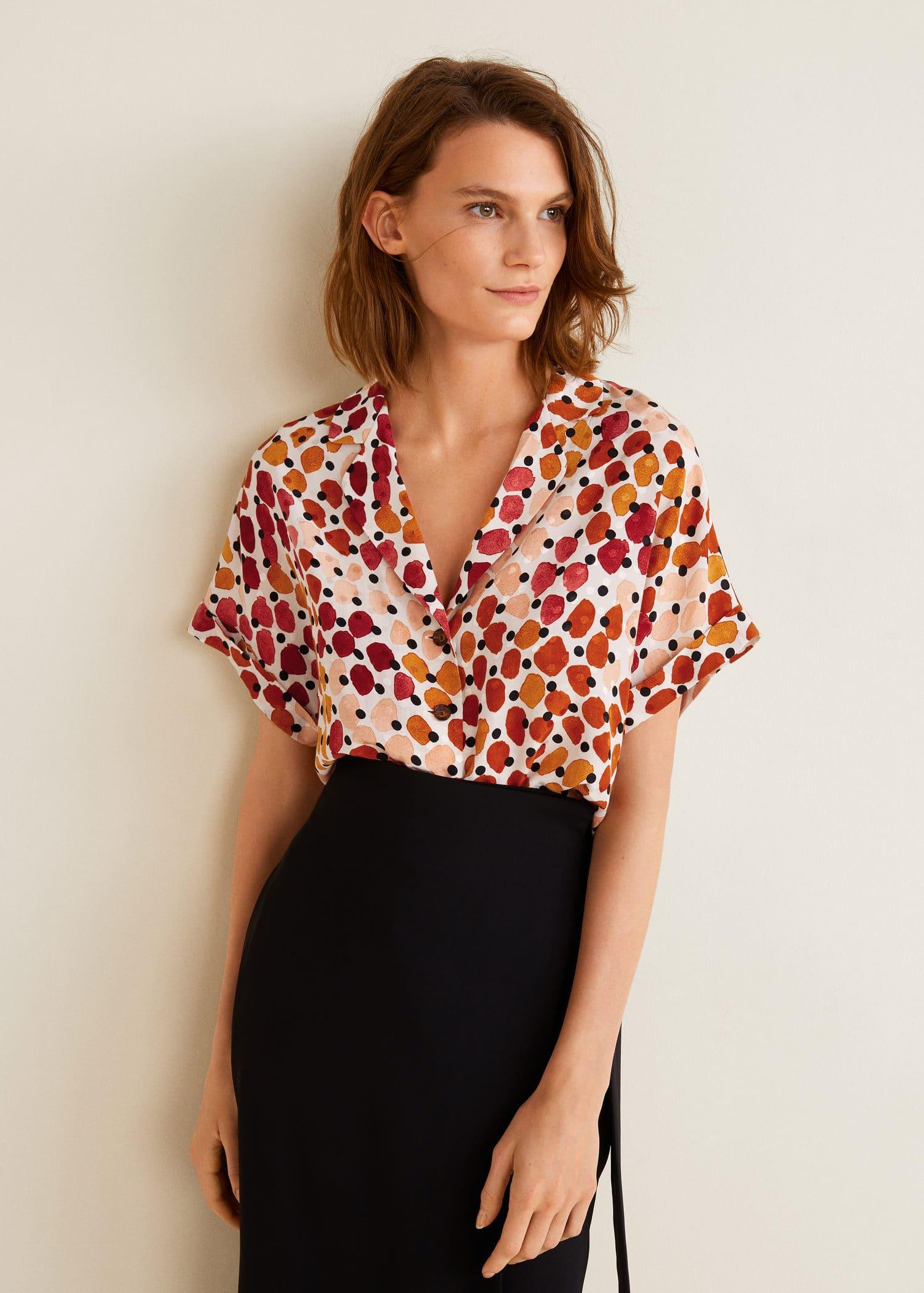 6166959a60b2 Camisas - Prendas - Mujer | OUTLET España