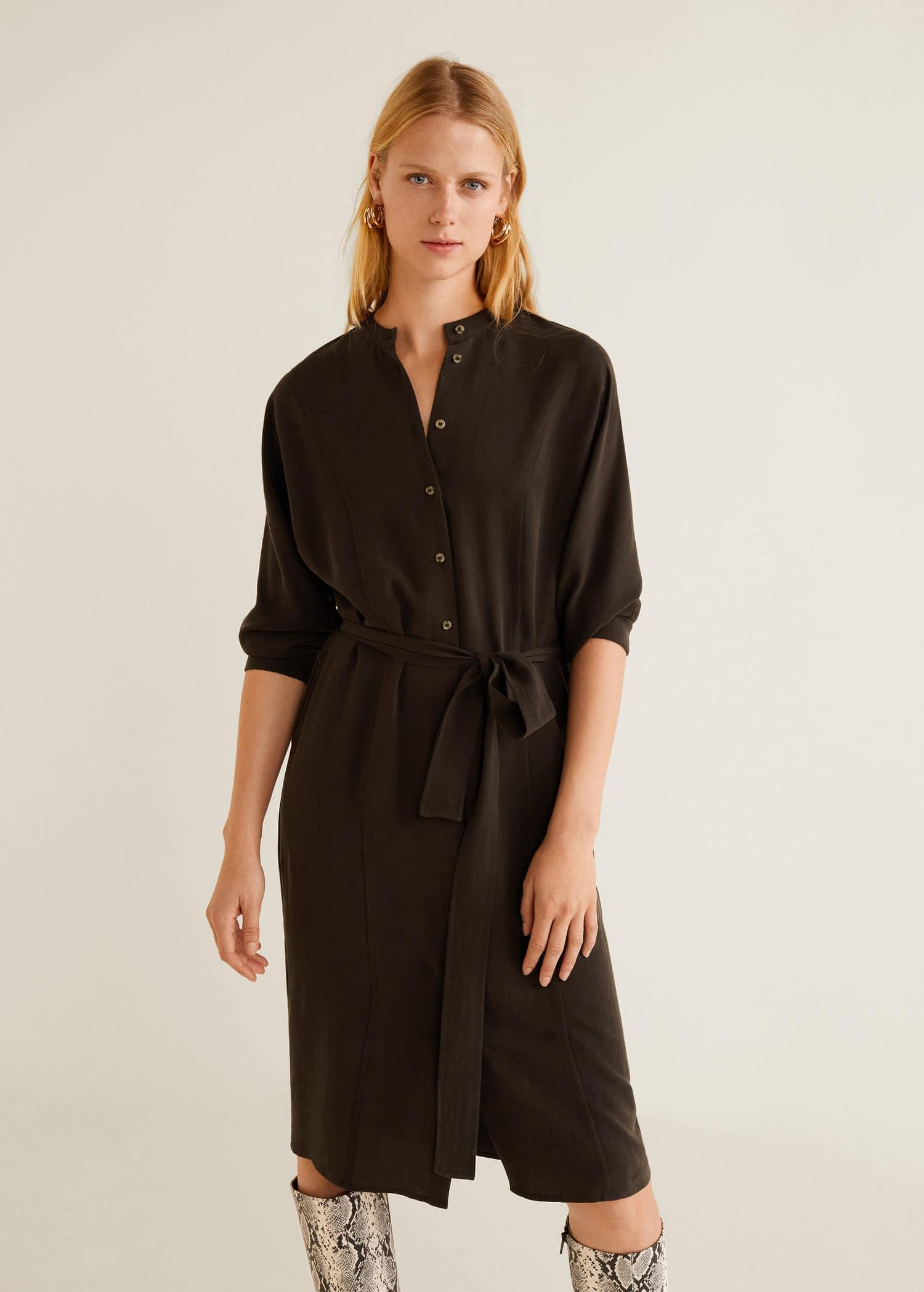 900b5553bf97 Kleider für Damen 2019   MANGO Österreich