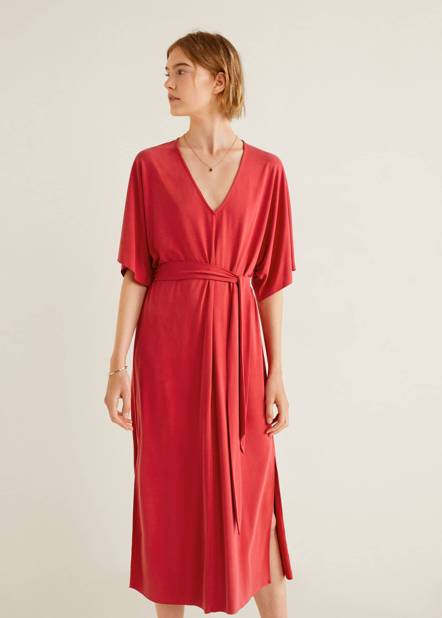 796d9f6cbfa5 Dresses for Woman 2019   MANGO Mauritius