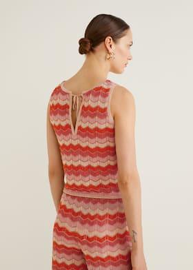 194f98e4ca Striped knit top - Women