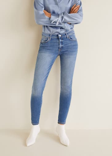 detailed look 55758 801c9 Push-up Uptown jeans